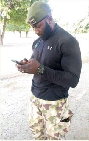 Boko Haram Kills Handsome Nigerian Soldier