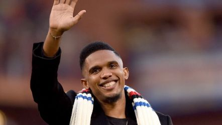 Cameroon Star, Samuel Eto'o Retires From Football