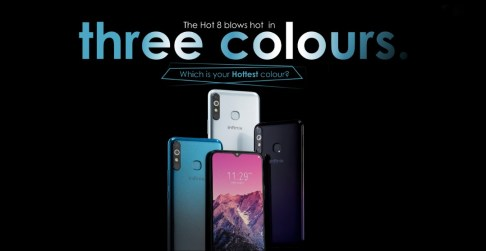 Infinix Hot 8 Full Specifications And Price In Nigeria