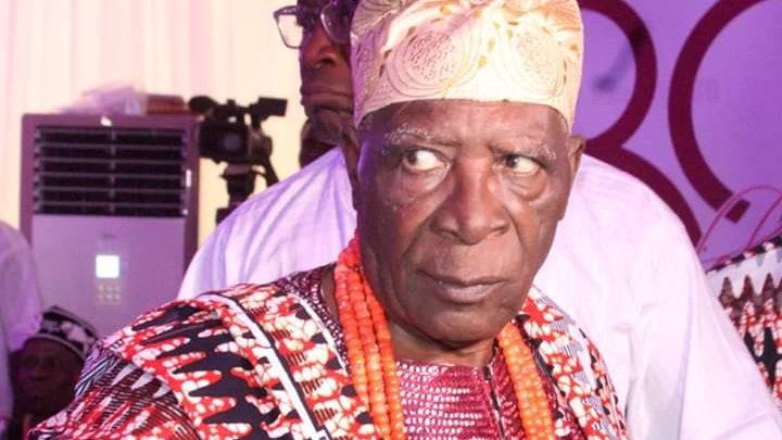 Lagos Monarch, Oba Idowu Abiodun Oniru Is Dead