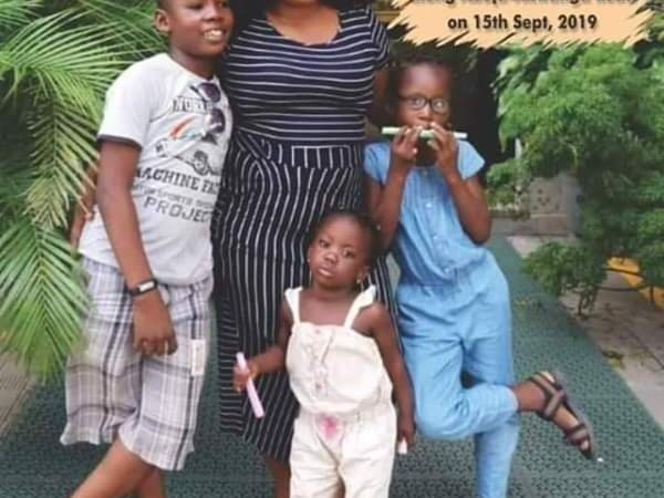 Obituary Of Woman And Her 3 Children Who Died In Accident In Benue