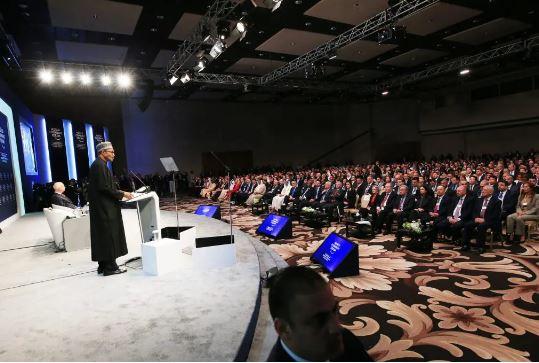 President Buhari Address UN On 2019 General Election, Corruption In Nigeria, Blames Killings On Social Media