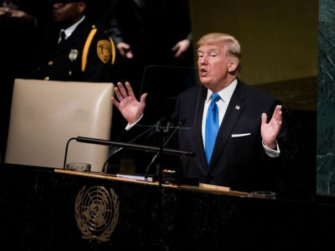 President Trump's Full Speech To The UN General Assembly