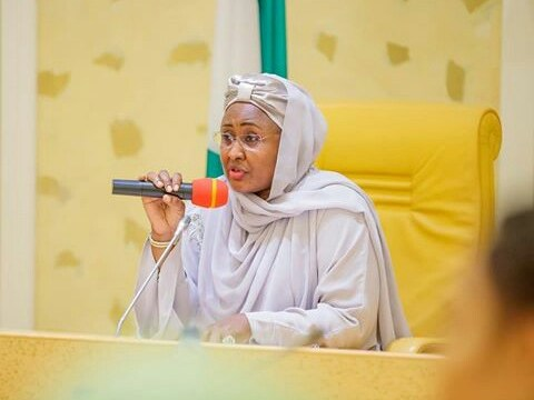 First Lady Aisha Buhari Apologizes Over Aso Rock Viral Video