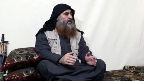 ISIS Leader, Baghdadi Dies While Fleeing From United States Dogs