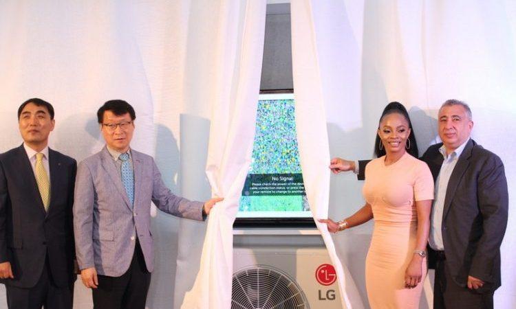 LG Unveils Dualcool Air Conditioner