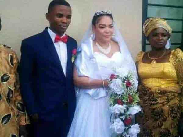 Nigerian Man Weds His America Lover In Akwa Ibom