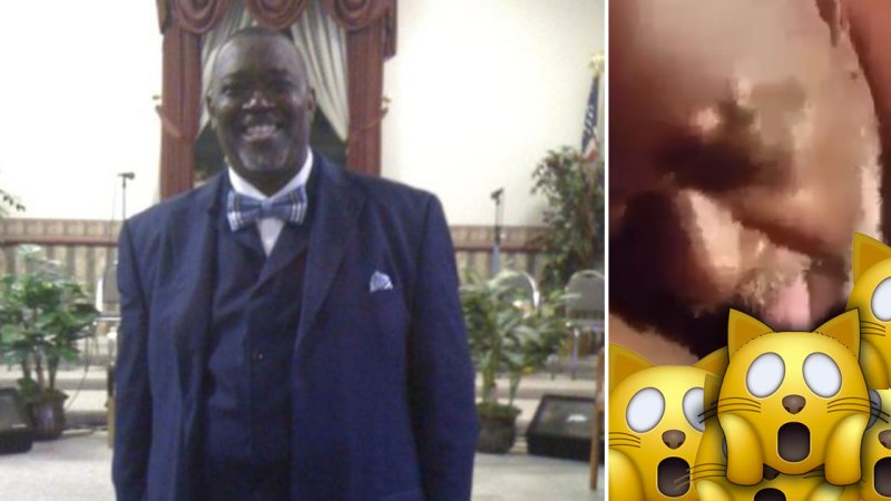 Pastor David Wilson Sex Video Scandal Goes Viral On Social Media