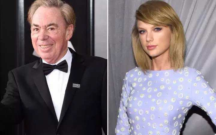 Taylor Swift And Andrew Lloyd Webber Team Up To Write New Original Song
