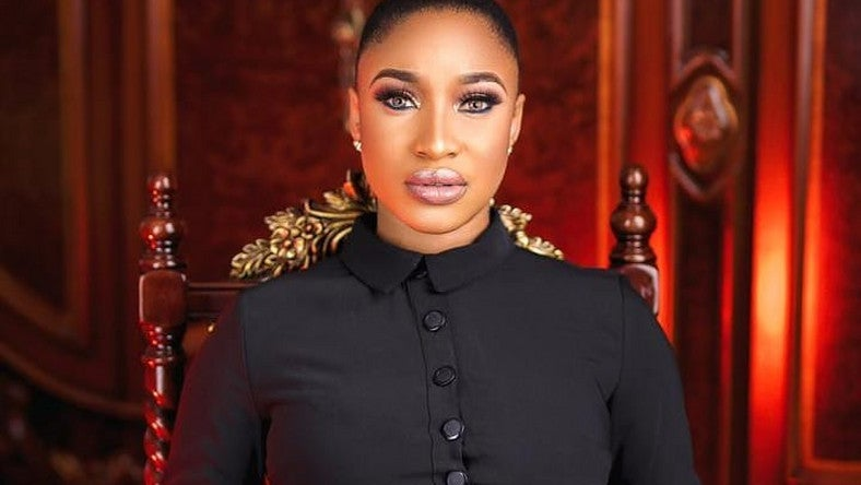 The Best Part Of My Body Is My Vagina - Tonto Dikeh