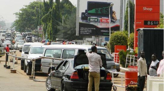 Fuel Scarcity Hits Katsina Borders, As Per-Litre Goes For N250