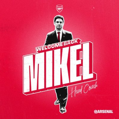 Mikel Arteta Confirmed As New Manager At Arsenal