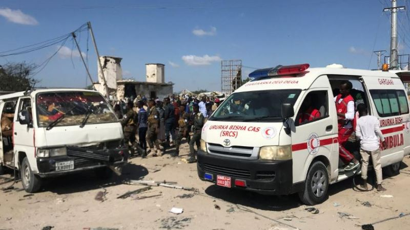 More Than 60 Persons Killed In Deadly Bomb Blast Attack In Somalia