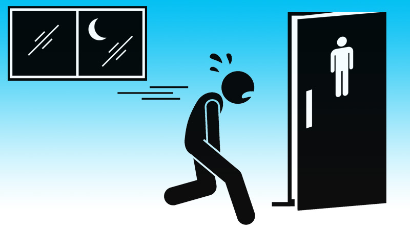 New Study Reveals That Frequent Urination At Night Is A Sign Of High Blood Pressure