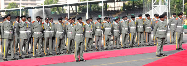 Nigerian Armed Forces Remembrance Day (2020)