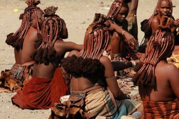 The Story Of Himba Tribe Who Don't Take Baths And Offer Free Sex To Guests