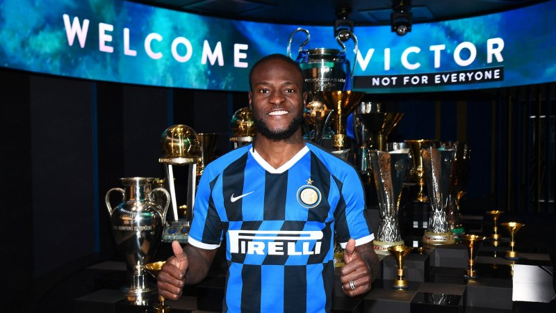 Victor Moses Joins Italian Giants, Inter Milan