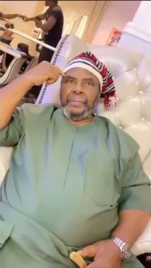 'Any Man Who Kneels Down To Propose To A Girl Is An Idiot' - Pete Edochie Blows Hot