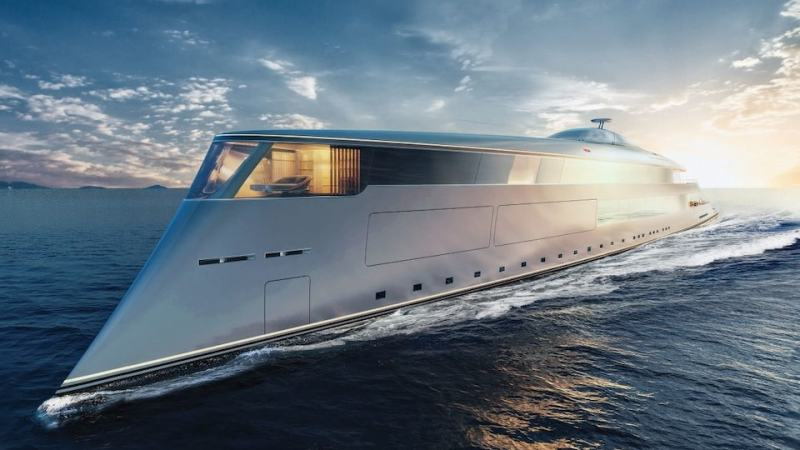 Billionaire Bill Gates Becomes First To Buy Hydrogen-powered Super Yacht