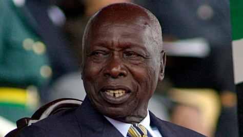 Former President Of Kenya Dies At 95