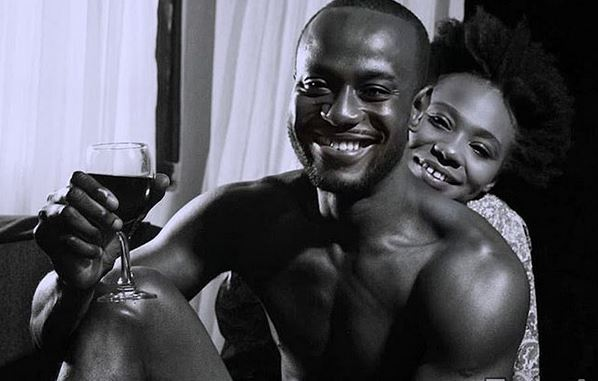 Nse Ikpe-Etim Pens Sweet Words To Her Hubby On Their 7th Wedding Anniversary