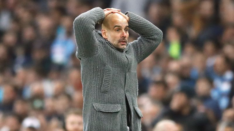 Pep Guardiola Told To Leave Manchester City After Champions League Ban