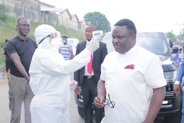 Cross River Govt Bans Religious Gathering Of More Than 5 People