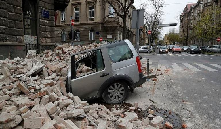 Dozens Of People Injured, 15-year-old Boy Killed, As 5.3 Magnitude Earthquake Hits Croatia