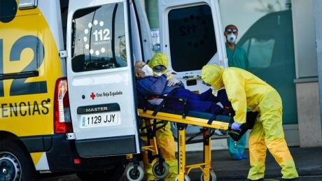 Worst Day For Spain As Country Records 838 New Coronavirus Deaths In 24-hour