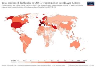 2019–20 Coronavirus Pandemic