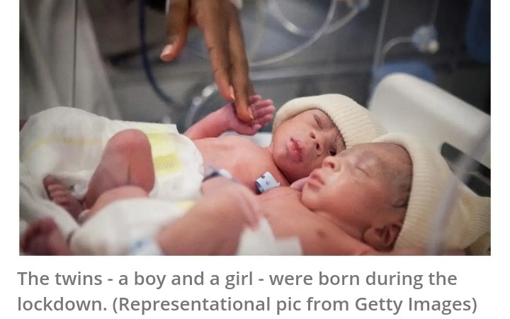Couple Name Their Twins 'Corona' And 'Covid'