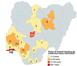 Facts About The 2020 Coronavirus Pandemic In Nigeria