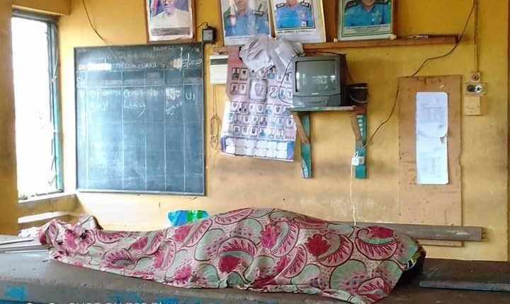 After Being Delayed By Policemen Enforcing Lockdown, Pregnant Woman In Labour Dies At Checkpoint In Ogun