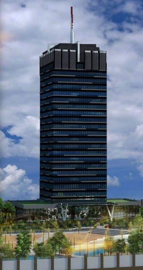 Akwa Ibom 21 Storey Smart Complex