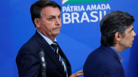 Health Minister Of Brazil, Nelson Teich Resigns