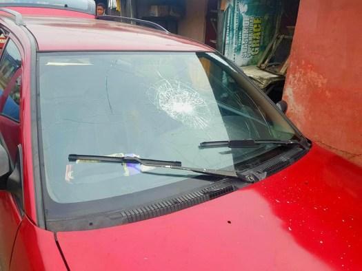 Nigerian Man Shot Dead In Front Of His Girlfriend