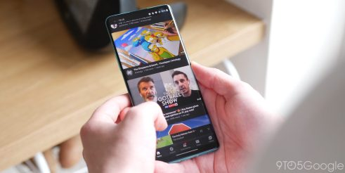 YouTube Unveils New Video Page With Minimized Comments, Large Thumbnails On Android, iOS