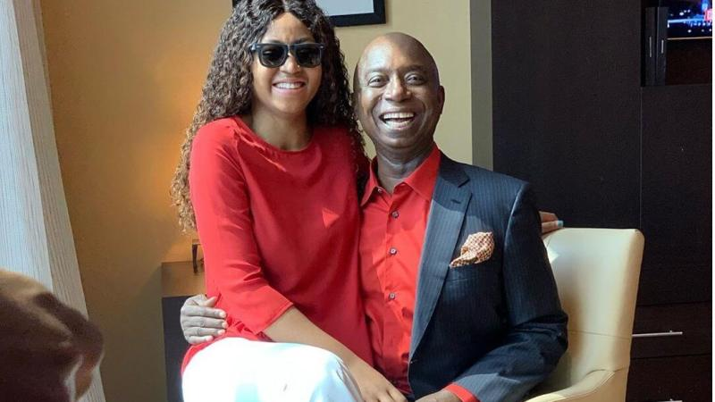 Actress Regina Daniels Welcomes First Child With Husband Ned Nwoko
