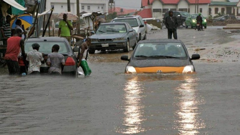 Flood Sweeps Four-year-old Girl In Lagos