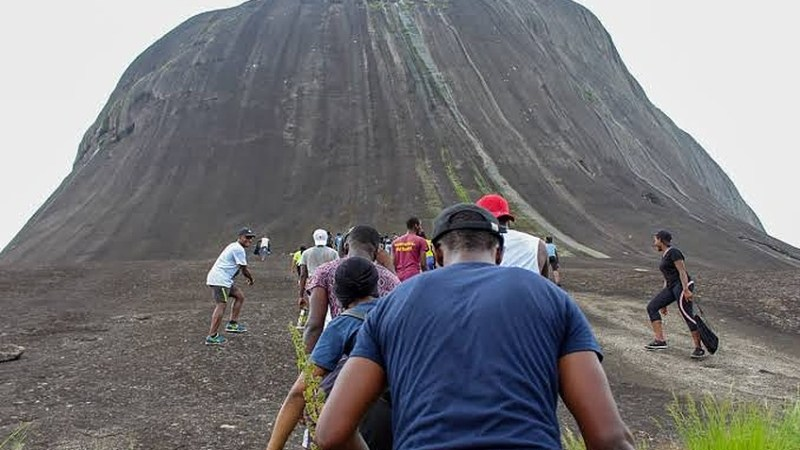 Hiker Falls From Abuja Mountain, Confirmed Dead