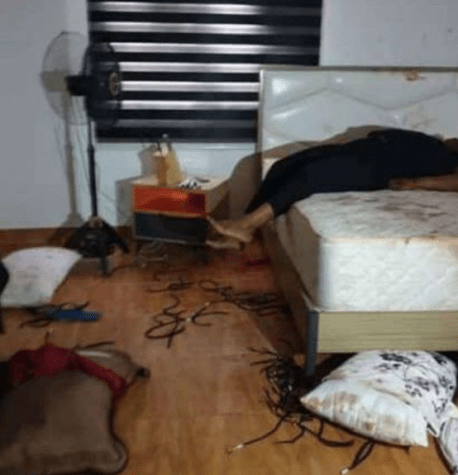 Man Kills His Wife, Later Commit Suicide Over Child DNA In Lagos