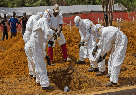 New Ebola Outbreak In DR Congo Kills 10 Out Of 16 – WHO