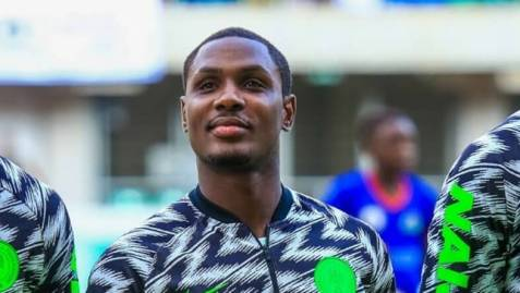 Odion Ighalo Hints On Possible Super Eagles Return