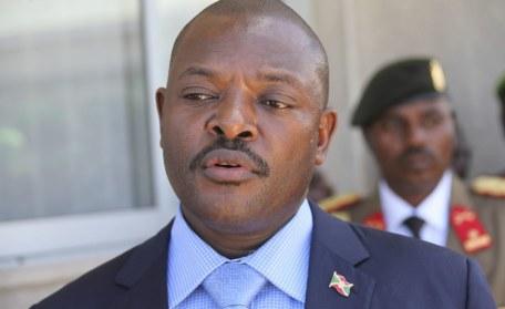 President Of Burundi, Pierre Nkurunziza Dies At 55