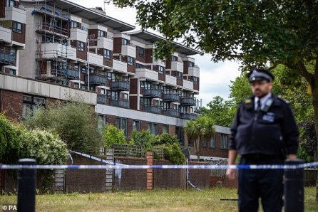 Young Nigerian Man Shot Dead Outside His Home In The UK