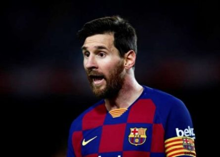 Barca Chief Reveals That Lionel Messi Future Is Here, In Football And After Football