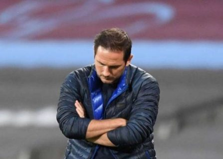 Frank Lampard insists no panic after Manchester City appeal success