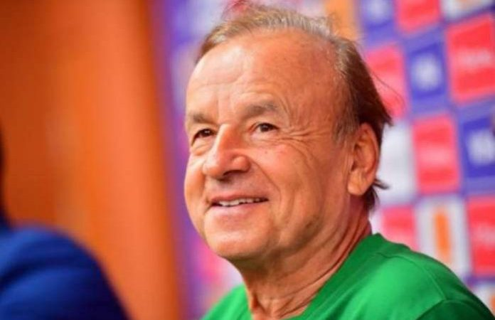 I Have The Team To Qualify For 2022 AFCON, World Cup - Gernot Rohr