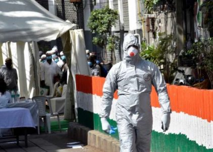 India Becomes Third Worst COVID-19 Hit Country