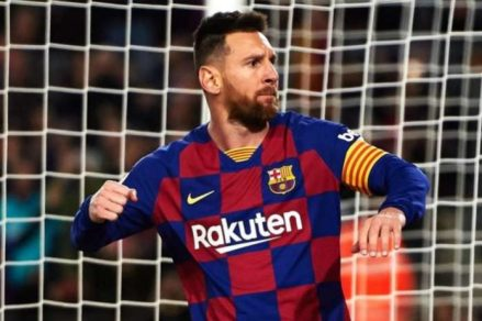 Lionel Messi Voted As The Greatest Player Of The Century